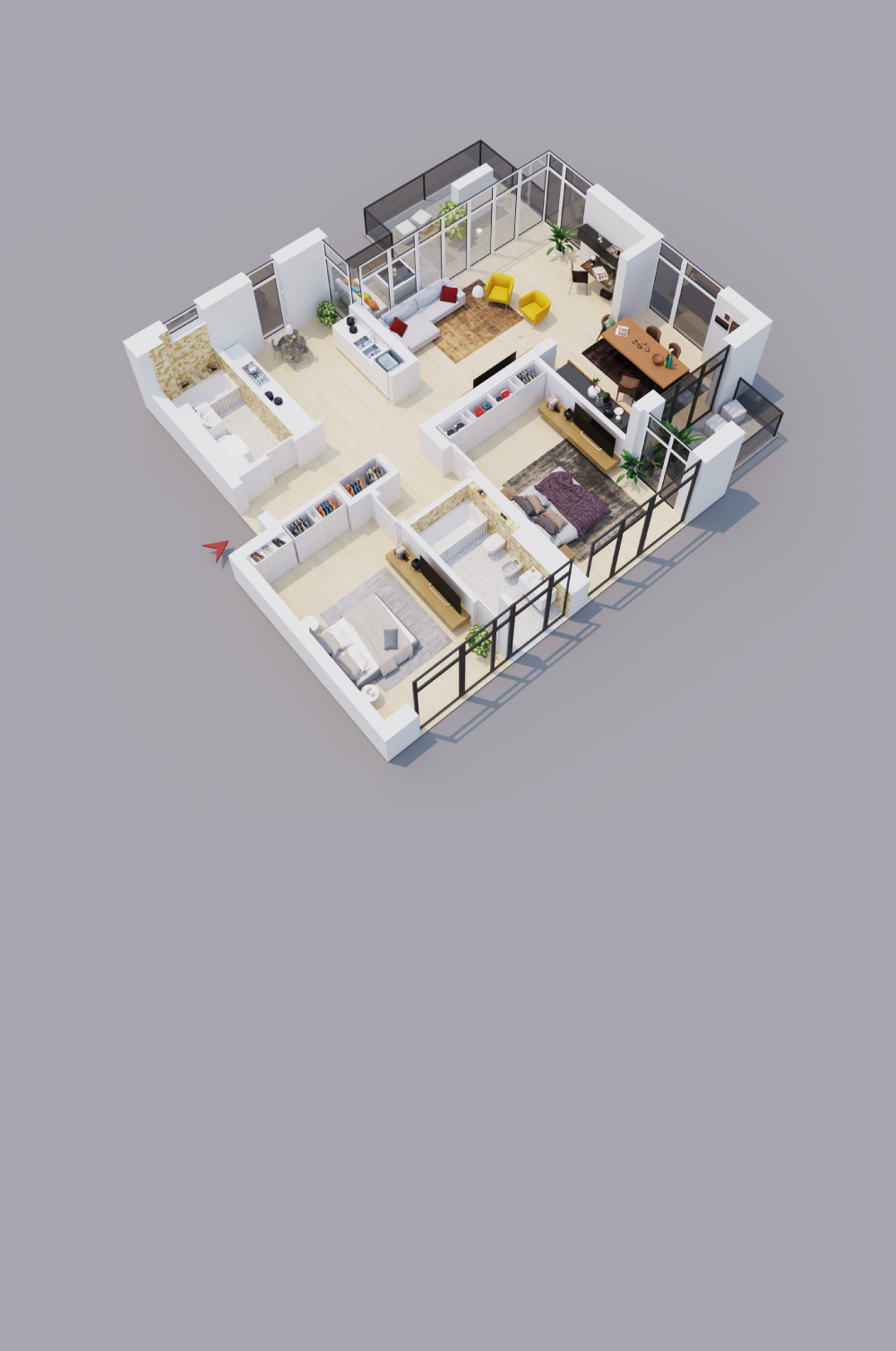 Vezi apartamentul